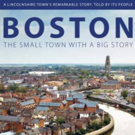 Boston- the untold story | Boston the small town with a big history| Boston the Book