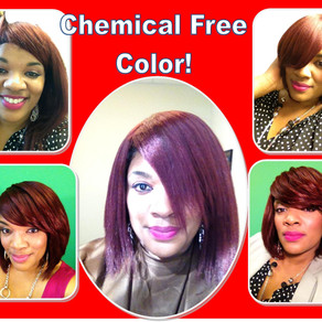 Get Color without the chemicals