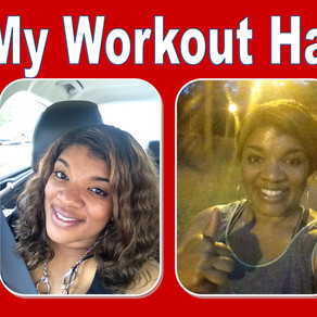 My Workout Hair