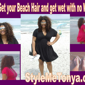 Get your hair wet with no worries