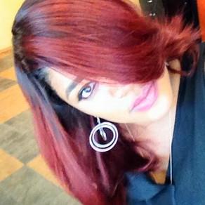 Red hair is HOTT!
