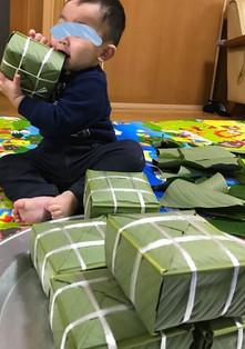 ベトナムの新年 テトのこと Tết bánh chưng