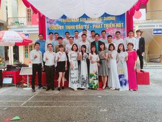 11月20日は「教師の日」です。Ngày nhà giáo Việt Nam
