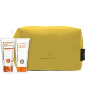 Golden Caresse Advanced Cream SPF50 + Icy Pleasure promo