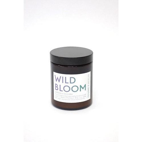 WILD BLOOM - eco-soja kaars