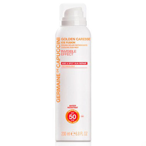 Ice Fusion SPF 30 mist water resistant