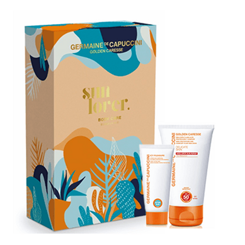 Sun Lover High Protection SPF50 + Icy Pleasure body