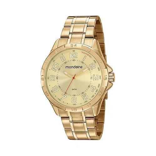Relógio Masculino Marcador Numérico