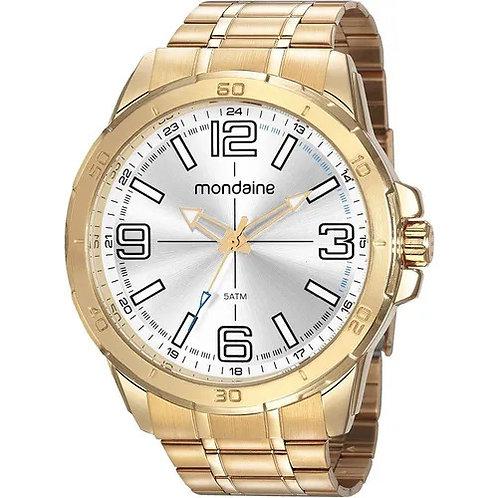 Relógio Masculino com Textura
