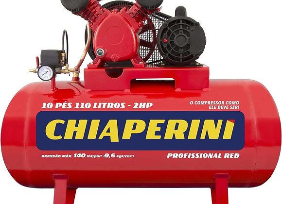 Chiaperini 10/110 RED - 10 pcm 110 litros
