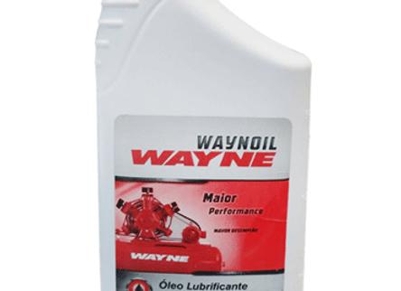 Óleo Lubrificantes Para Compressores Wayne Waynoil 1 LT