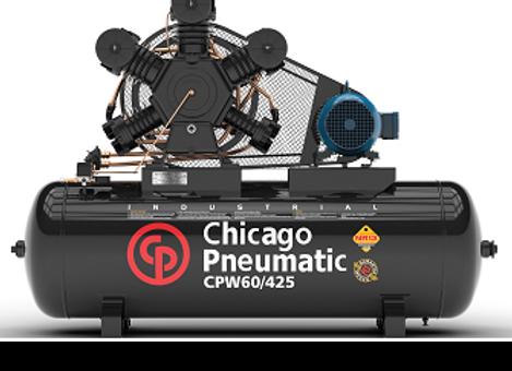 CPW 60/425 - 60 pés 175 libras 425 litros - 15HP
