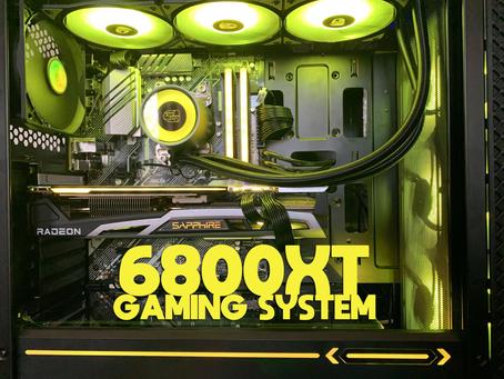 6800XT GAMING PC
