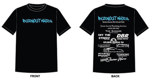 Burnout Warz Event Hoodie