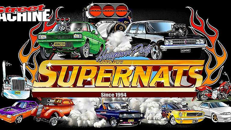 Supernats Winton Raceway