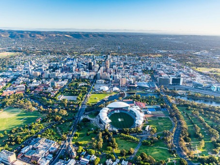 What's Going On Adelaide?
