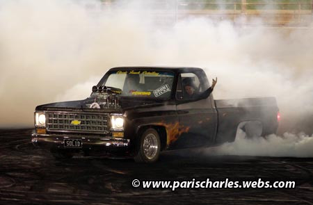 Burnouts to Return to Speedway City Adelaide?