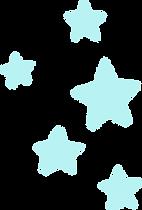 star set blue