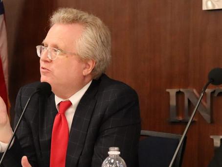 Q&A with Tom Julin, First Amendment lawyer
