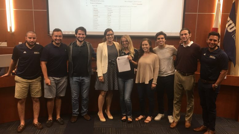 A resolution supporting the University's undocumented student population unanimously passed Monday, Oct. 16, unifying MMC's Student Government Council in their commitment to not let legal status affect a student's voice on campus, senators said.