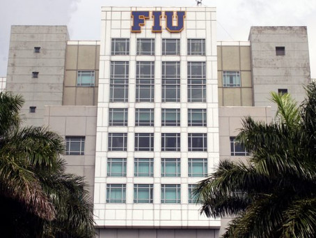 FIU on track to higher enrollment, online classes and retention
