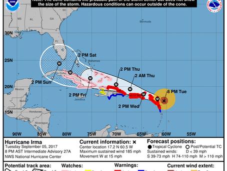 FIU closes in preparation for Hurricane Irma