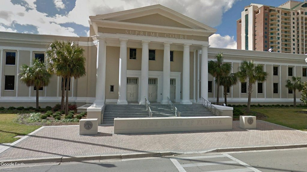 Florida's Supreme Court has overturned a lower court's ruling regarding three bundled amendments, ordering that they remain on the ballot in the upcoming midterm elections.