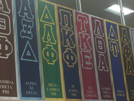 Tau Kappa Epsilon accused of inappropriate conduct by Panhellenic Council
