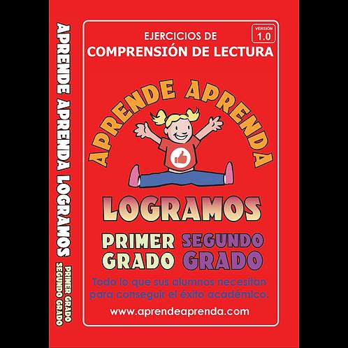 Aprende Aprenda Logramos Primer Y Segundo Grado DESCARGO DIGITAL - Español
