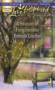 A SEASON OF FORGIVENESS, a Christian romance novel from author Brenda Coulter.