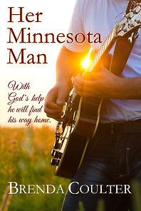 HER MINNESOTA MAN, a Christian romance novel from author Brenda Coulter.