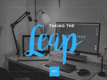 Work From Home: Taking The Leap