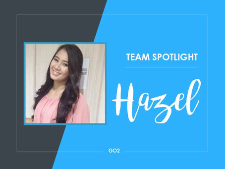 Team Spotlight: Hazel