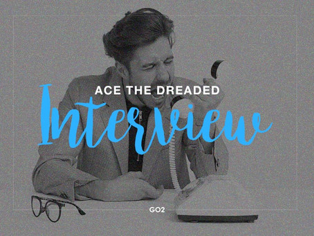 Work From Home: How To Ace The Dreaded Interview