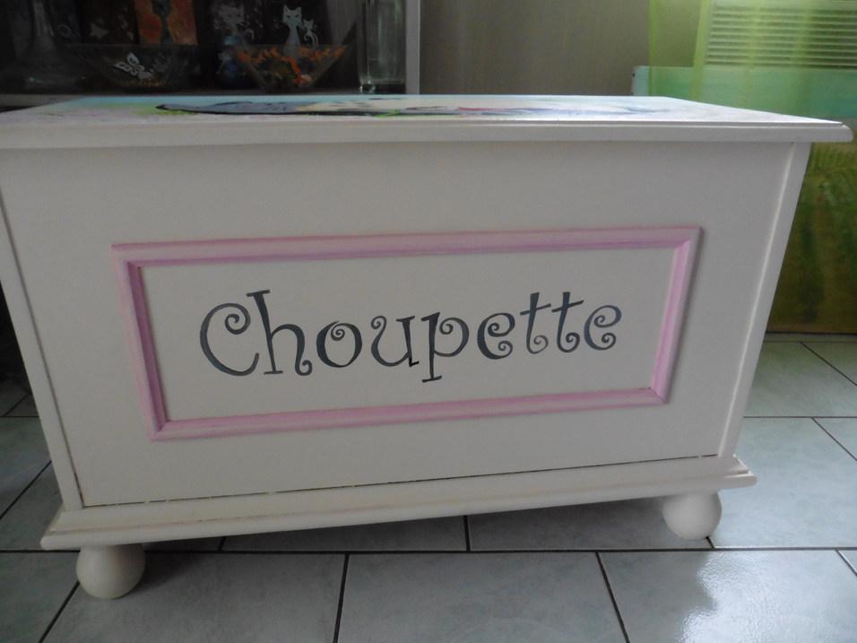 coffre Choupette