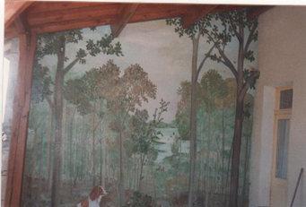 peinture murale sous terasse couverte pillac.JPG