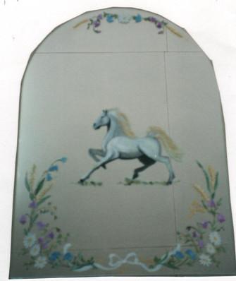 miroir cheval blanc