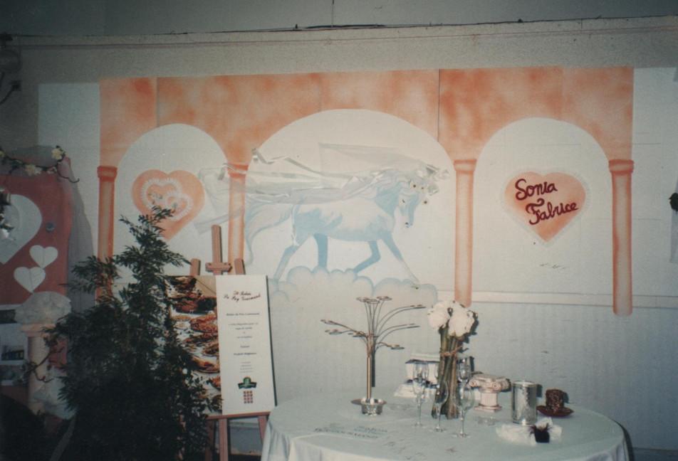décor licorne
