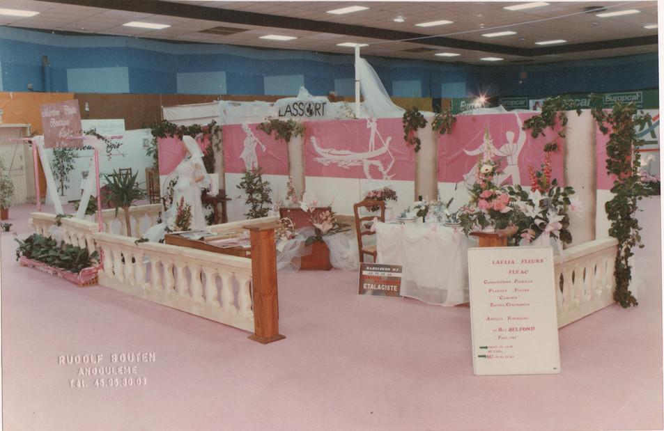 stand salon du mariage