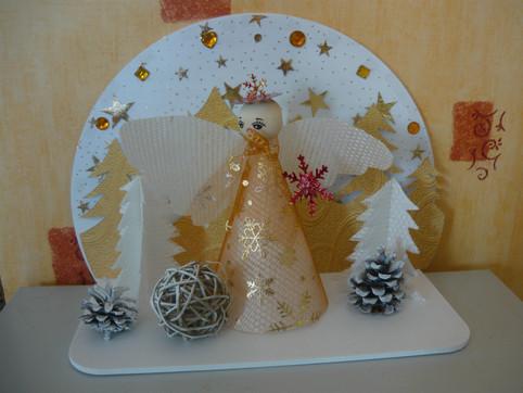 création décor de Noël