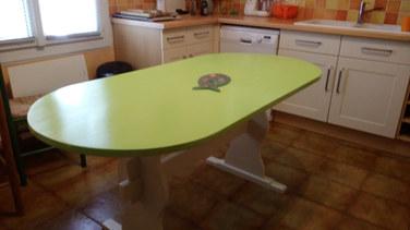 table de cusine vert anis.jpg