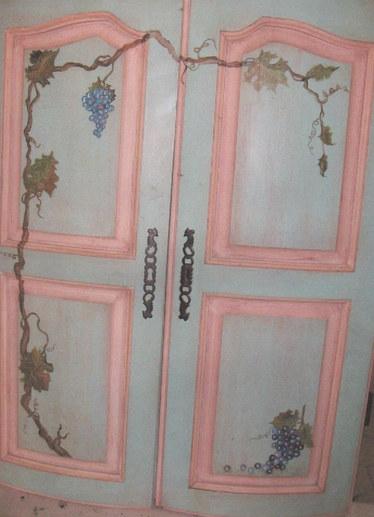 portes de placard vigne