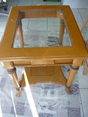 petite table avant déco