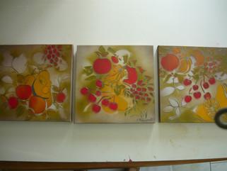 trio d'automne