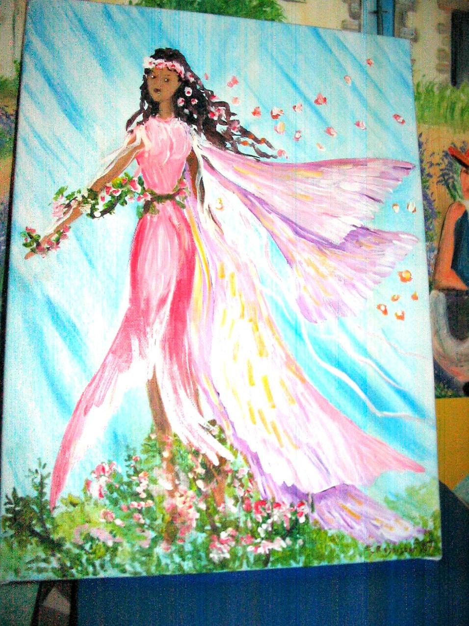 2007 fée Amélia