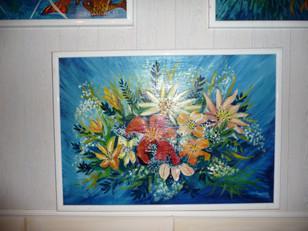 1994 fleurs