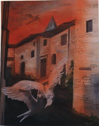 1987 colombes le soir