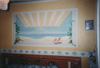 décor vue sur mer