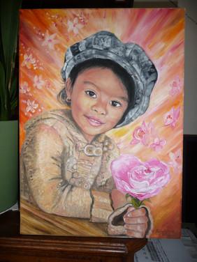 2010 portrait pour Fredo