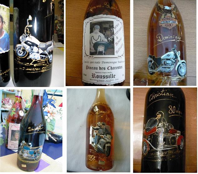 bouteilles_décors_moto